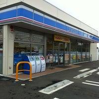 Photo taken at ローソン ひたちなか南中根店 by juda on 8/31/2011