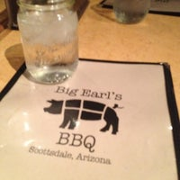 Photo taken at Big Earl's BBQ by Drea V. on 4/17/2012