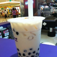 Photo taken at Chatime by 🎯TuckkaTan on 3/31/2012