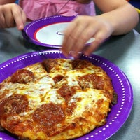 Photo taken at Chuck E. Cheese's by Amy on 7/19/2012