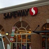 Photo taken at Safeway by Bob E. on 1/11/2012