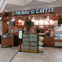 Photo taken at Caribou Coffee by Brian F. on 4/10/2011