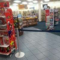 Photo taken at Blockbuster by Marie C. on 2/21/2012