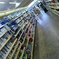 Photo taken at Cometa Supermercados by Aurean M. on 9/8/2011
