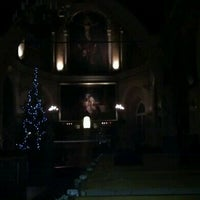 Photo taken at Sv. Marijas Magdalēnas baznīca by Vitālijs K. on 1/8/2012