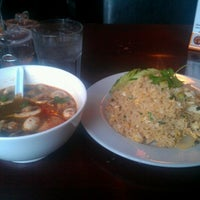 Photo taken at King of Thai Noodle by Maksim G. on 9/13/2012