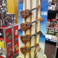 Photo taken at Guitar Center by Stuart B. on 7/3/2012
