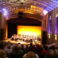 Photo taken at Bushnell Center for the Performing Arts by Corinne S. on 6/10/2012