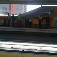 Photo taken at MDT Metrorail - Civic Center Station by Robert H. on 3/1/2012