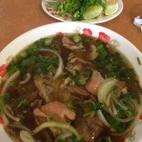Photo taken at Pho Thaison by Peter S. on 3/12/2012