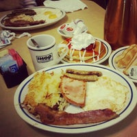 Photo taken at IHOP by Vanessa D. on 4/18/2012
