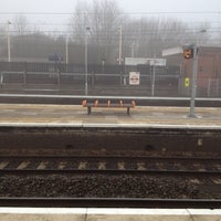 Photo taken at Bushey Railway Station (BSH) by Stuart R. on 3/12/2012