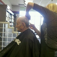 Photo taken at Supercuts by Teresa R. on 8/3/2012