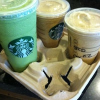 Photo taken at Starbucks by Tiffany D. on 5/6/2012