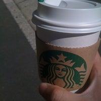 Photo taken at Starbucks Coffee 神田駅前店 by Ryuzy on 3/13/2012