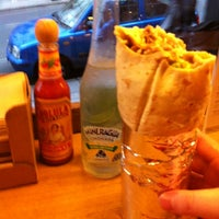 Photo taken at Mission Burrito by Rhian W. on 2/15/2012