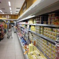 Photo taken at Supermarket by Luiz M. on 6/18/2012