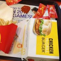 Photo taken at McDonald's by YuehLu K. on 4/17/2012