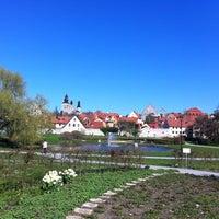 Photo taken at Almedalen by Niclas B. on 5/3/2012