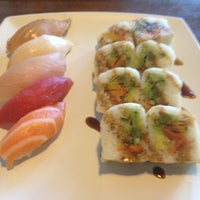 Photo taken at Sushi Delight by Tim C. on 5/7/2012