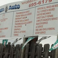 Photo taken at Duck's Auto Care by Dee M. on 4/11/2012