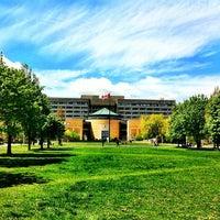 Photo taken at York University - Keele Campus by Felipe S. on 5/11/2012
