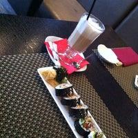 Photo taken at Izumi Sushi by Таня L. on 3/13/2012