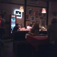 Photo taken at Daddy Local bar & cafe by Natasha Z. on 4/27/2012