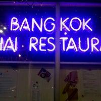 Photo taken at 9 Bangkok Thai Restaurant by Karen M. on 3/17/2012