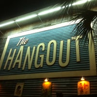 Photo taken at The Hangout by Chase R. on 7/12/2012