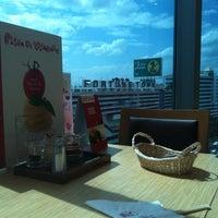 Photo taken at Pasta de Waraku by Ab A. on 6/14/2012