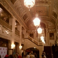 Photo taken at Benedum Center for the Performing Arts by Chuck R. on 3/18/2012