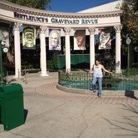 Photo taken at Beetlejuice's Graveyard MashUp by Nicole D. on 3/19/2012
