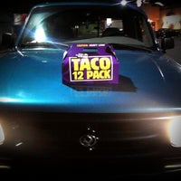 Photo taken at Taco Bell by ClydeHyde on 3/9/2012