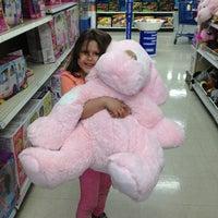 """Photo taken at Toys""""R""""Us by Deborah P. on 4/21/2012"""