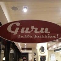 Photo taken at Guru by Lisa D. on 6/5/2012