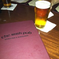 Photo taken at The Irish Pub by Greg and Wendy L. on 8/11/2012