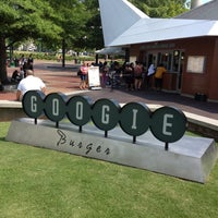 Photo taken at Googie Burger by Rainer E. on 5/20/2012