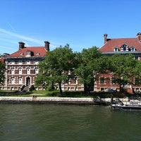 Photo taken at Ellis Island Immigration Museum by Scott L. on 6/24/2012