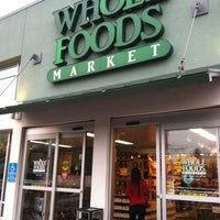 Photo taken at Whole Foods Market by Michael T. on 5/12/2011