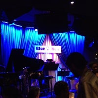 Photo taken at Blue Note by Magnus v. on 9/1/2012