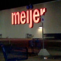 Photo taken at Meijer by Red B. on 11/3/2011