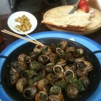 Photo taken at Taverna La Parra by Jordi L. on 5/25/2012