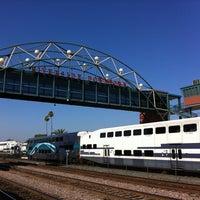 Photo taken at Metrolink Riverside-Downtown Station by David H. on 7/17/2011