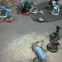 Photo taken at Asgard Games by Oz O. on 3/13/2012