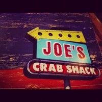 Photo taken at Joe's Crab Shack by Aqui G. on 3/3/2012