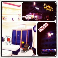 Photo taken at Amorn Sukhothai Hotel by Tim J. on 5/23/2012
