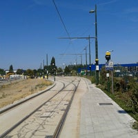 Photo taken at Stalle (MIVB / STIB) by Carine B. on 9/9/2012
