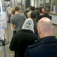 Photo taken at USPS Post Office - Hell Gate Station by Steven C. on 3/24/2012