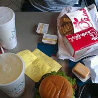 Photo taken at Chick-fil-A Peachtree at Collier by Alex on 5/22/2012